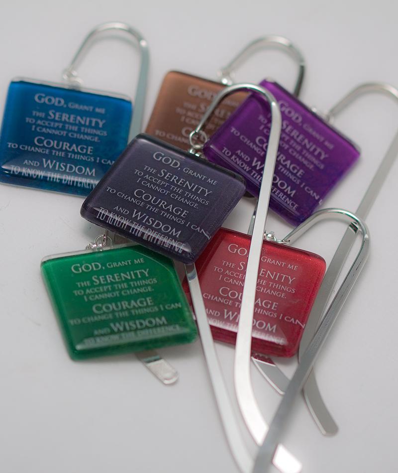 serenity bookmarks