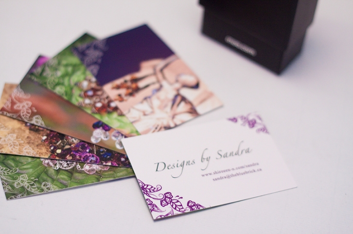 Designs by Sandra