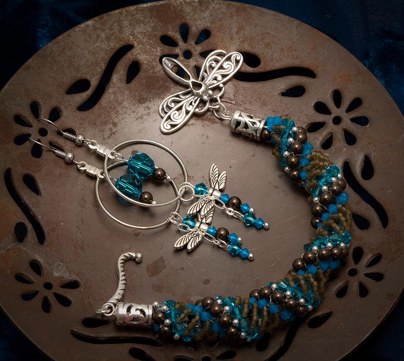 Dragonfly Bracelet