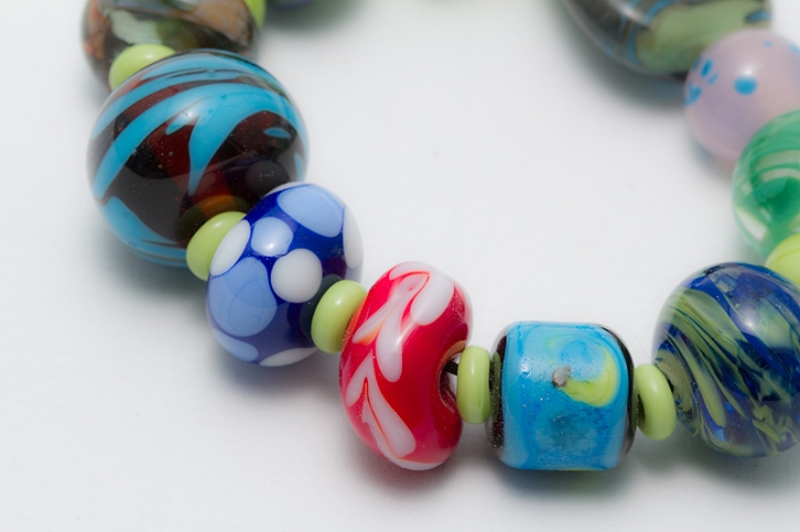 lamp working beads