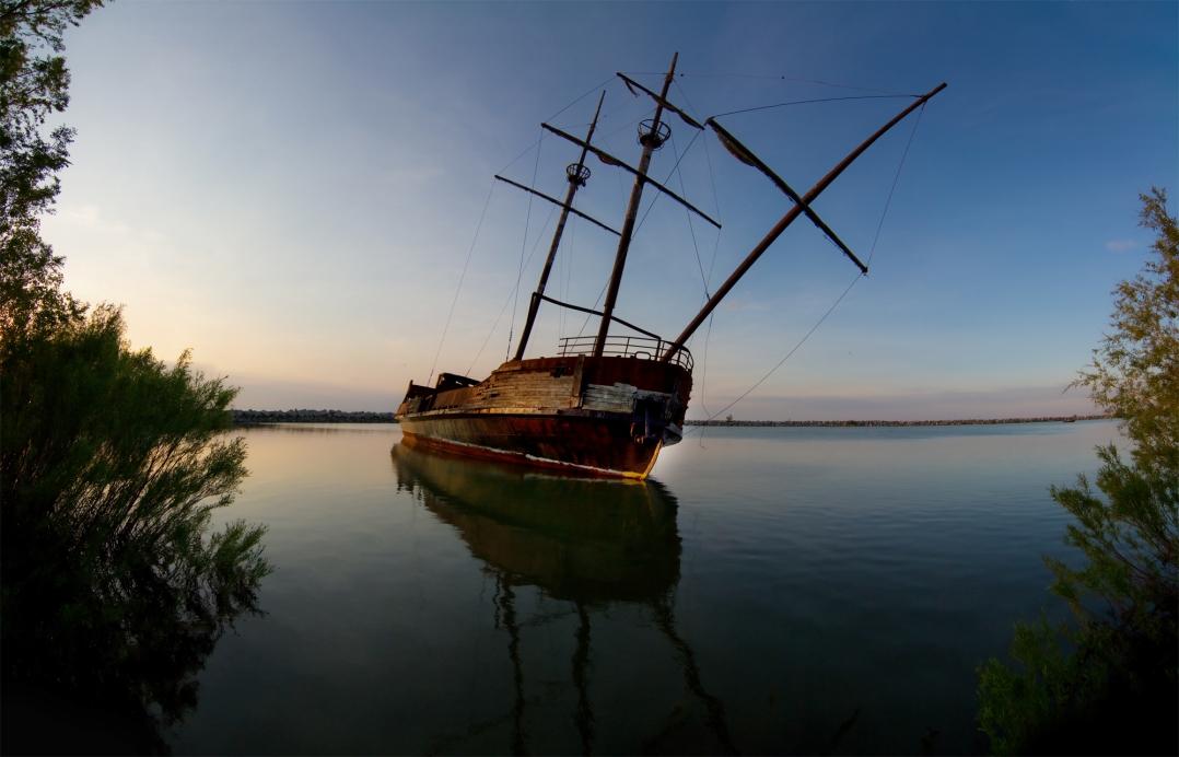 Jordan Station shipwreck