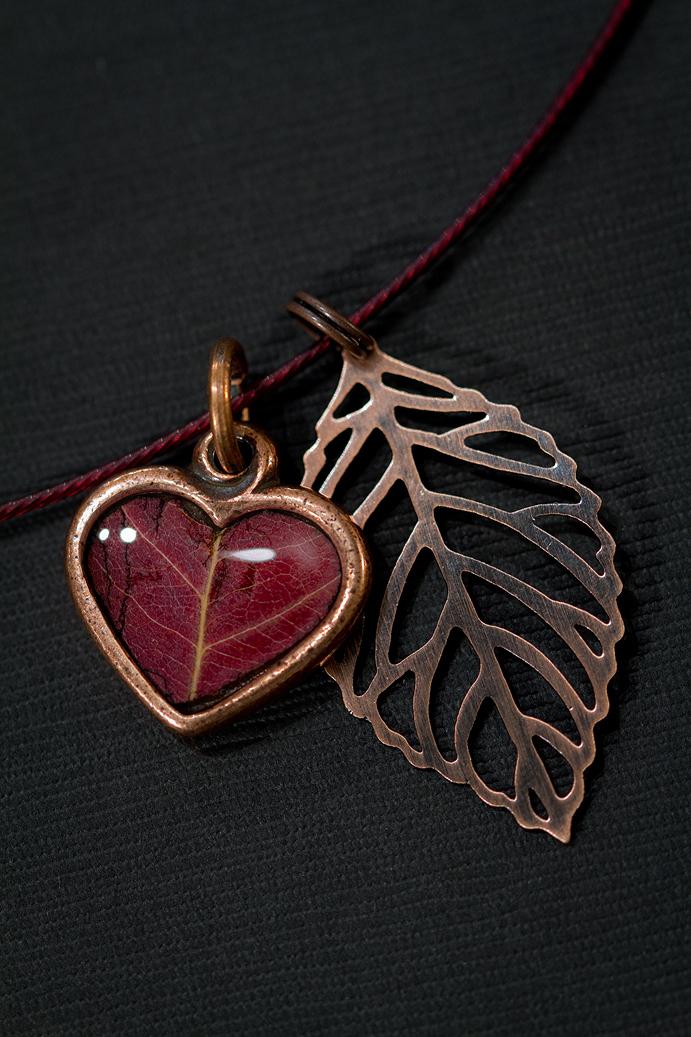 I heart Autumn jewellery