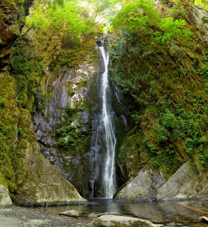 Goldstream Falls, Vancouver Island