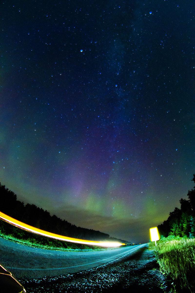 northern lights highway Toronto