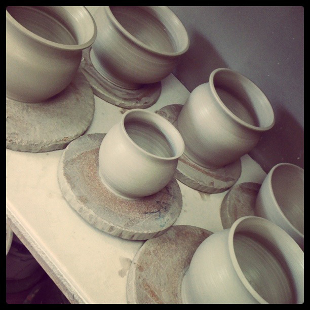 pottery ©Shireen Nadir 2012