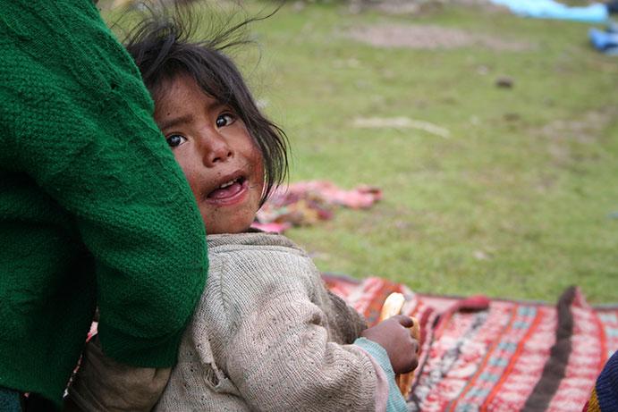 Lares, Peru © Shireen Nadir 2012