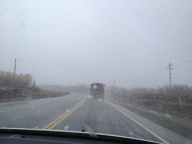 Highway 101 ©Shireen Nadir 2012