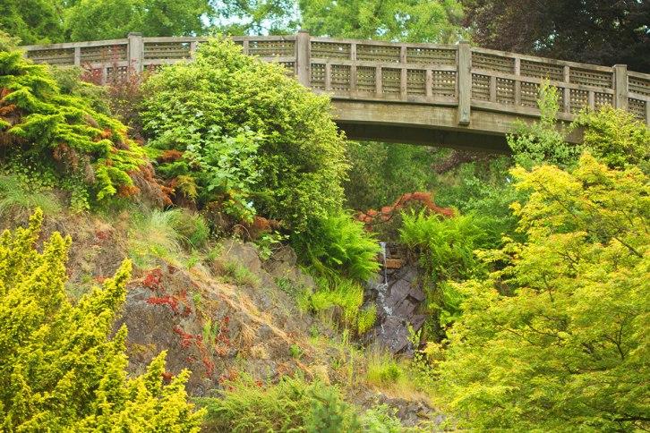 Queen Elizabeth Gardens, ©Shireen Nadir 2012
