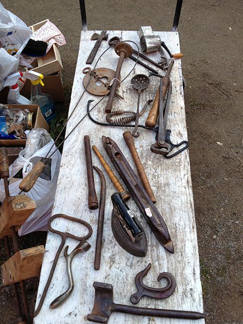 Antique Market ©Shireen Nadir 2012