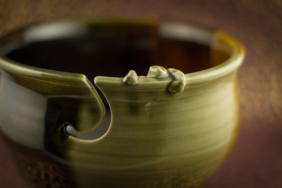 Yarn Bowl ©Shireen Nadir 2012