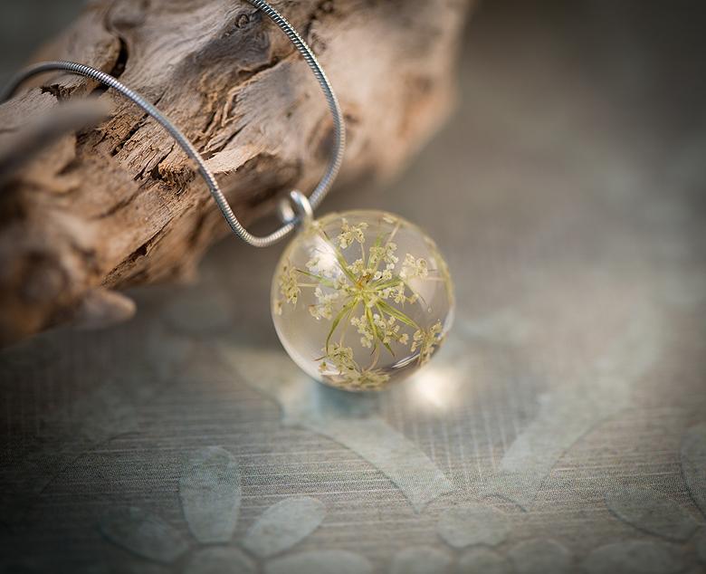 Resin Jewelry ©Shireen Nadir 2014
