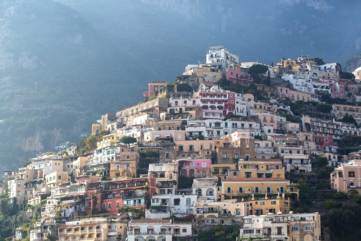 Positano ©Shireen Nadir 2013