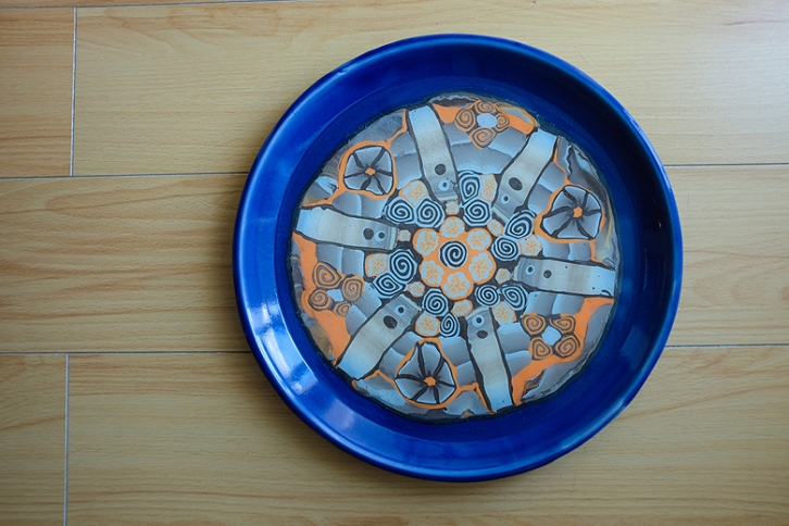 Polymer clay and resin ©Shireen Nadir 2013