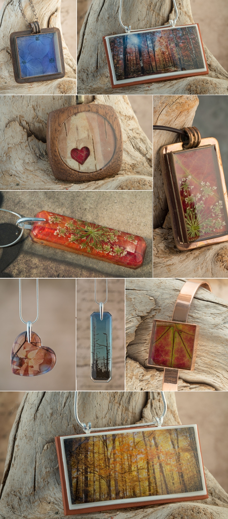 Resin Jewelry Sale