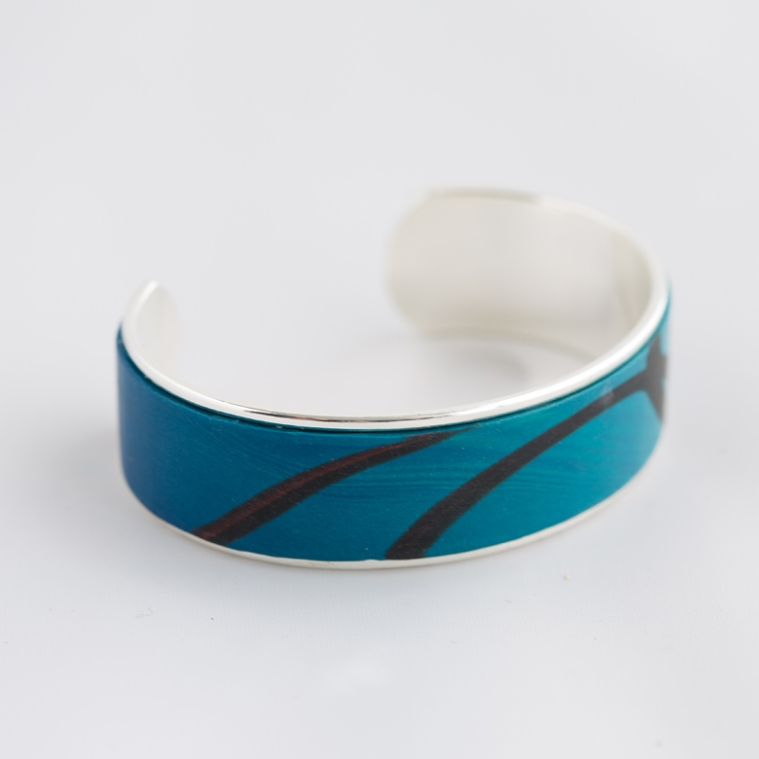 Polymer Clay Cuff ©Shireen Nadir 2014