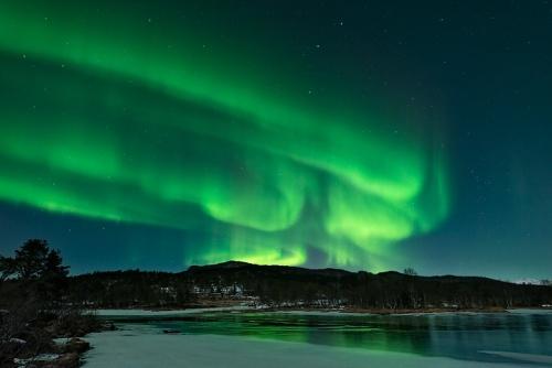 Taken by Rune Engebø on September 1, 2014 @ Tennevika, Troms, Norway