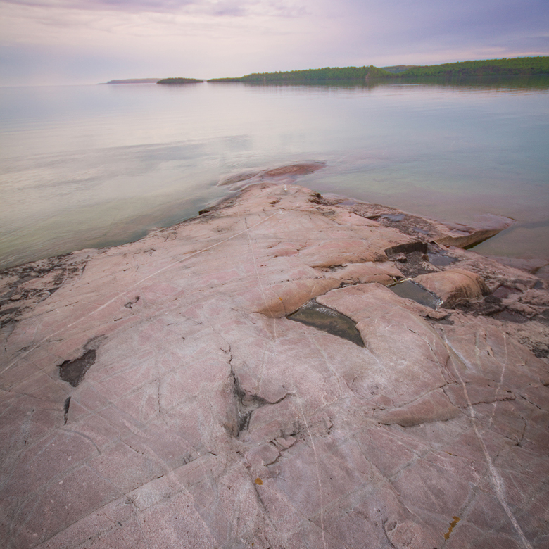 Rossport Park, Lake Superior