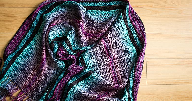 Rigid Heddle Weaving ©Shireen Nadir 2014