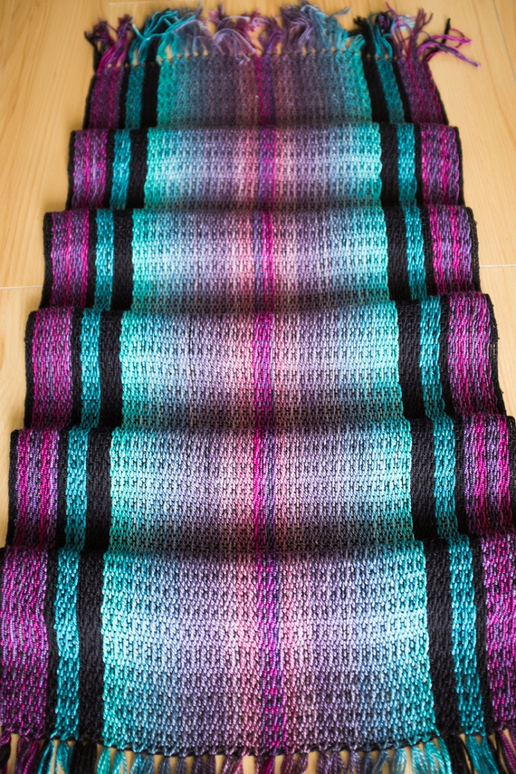 Rigid Heddle Weaving ©Shireen Nadir 2014