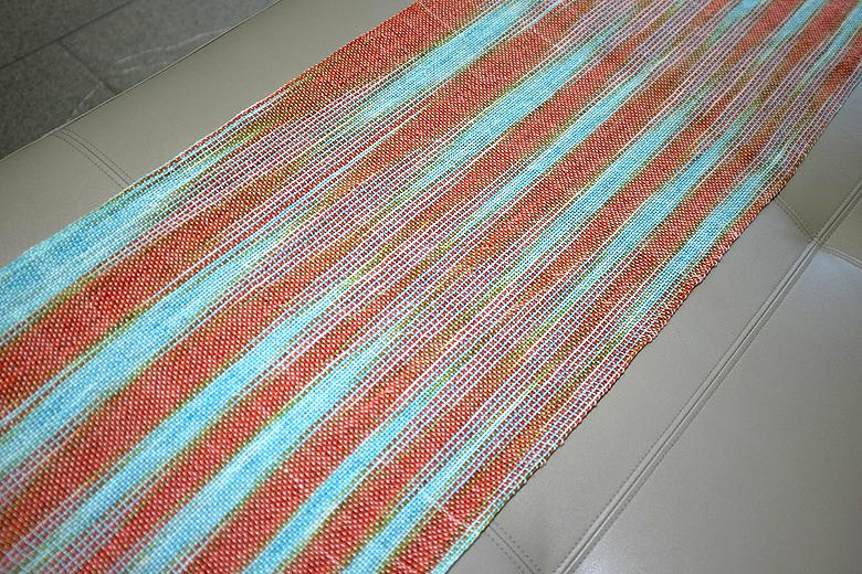 Palindrom Weaving ©Shireen Nadir 2014