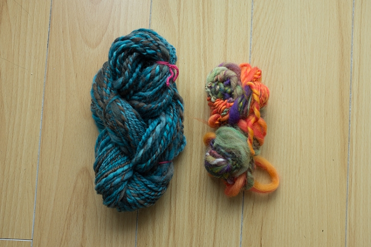It feels like progress - that thing on the right definitely has hairball qualities.