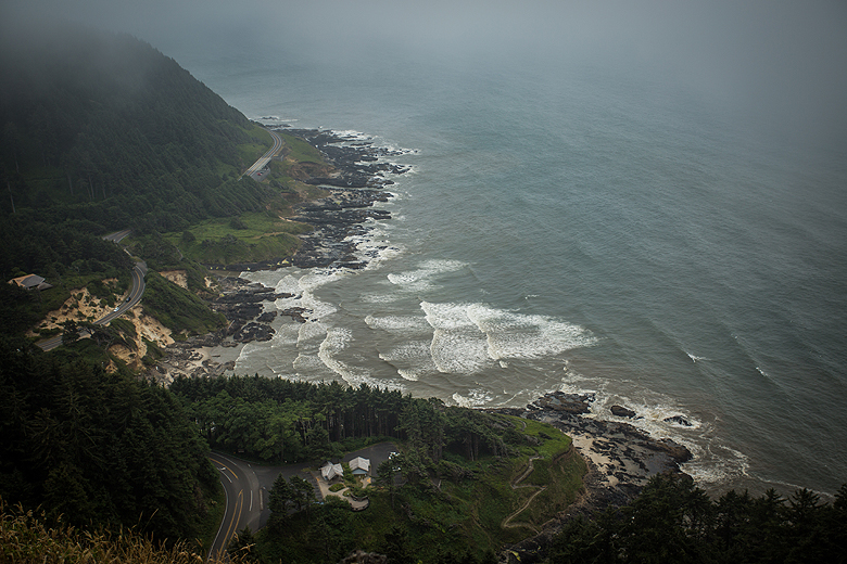 Cape Perpetua ©Shireen Nadir 2014