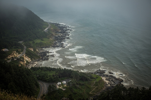 Cape Perpetua ©Shireen Nadir 2014